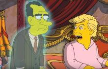 Los Simpsons se burlan, nuevamente, de Donald Trump