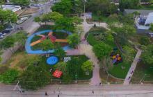 Alcalde Char entrega este jueves el parque de la Electrificadora