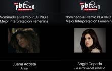 Colombianos nominados a los Premios Platino 2017
