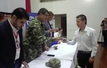 Ejercito entrega libretas militares a más de 200 víctimas del conflicto armado