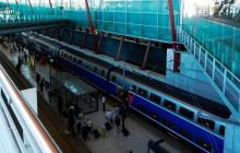 Actor ensayaba en el baño del tren en Francia y lo toman por terrorista