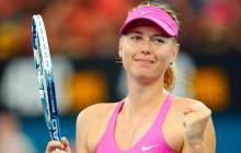 María Sharapova anuncia que no asistirá a Wimbledon por lesión en el muslo