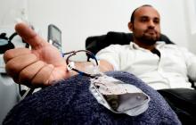 En Atlántico, 47.848 personas donaron sangre en 2016