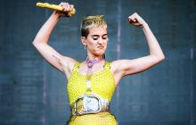 """Lo que un """"reality show"""" reveló de Katy Perry durante 96 horas"""