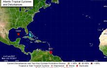 Ideam dice que llegaría a Colombia convertido en depresión tropical.