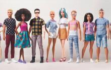 """Ken cambia de look: cuerpo """"robusto"""", estilo hipster o trenzas africanas"""