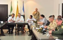 Las estrategias del vicepresidente Naranjo para mejorar seguridad de Valledupar