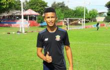 Pedro Rada, jugador del Barranquilla FC.
