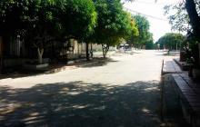 Asesinan de cuatro tiros a hombre frente a cancha Nueva Granada