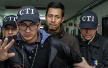 A la cárcel Cristian Sandoval, presunto responsable por atentado en el Andino