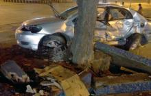 Accidente de Tránsito ocurrido el pasado 20 de junio.