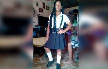 Tifany Julieth, la adolescente trans que consiguió ir vestida de mujer al colegio