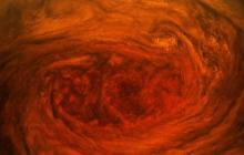 NASA difunde nuevas imágenes de la Gran Mancha Roja