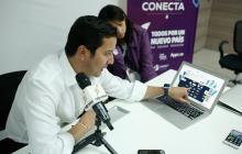 Colombia supera meta de conexiones de internet de banda ancha: ministro de las TIC