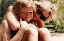 En video | Última conversación entre Lady Diana y sus hijos