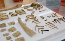 Hallazgos arqueológicos en Barrio Abajo tendrían 700 años