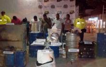 Policía desmantela laboratorio de coca