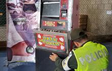 Incautan mercancía ilegal por 106 millones de pesos