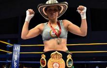 Liliana Palmera aterriza en Barranquilla