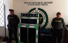 Con nuevo Código de Policía, a bajarle el volumen a los picós en Cartagena