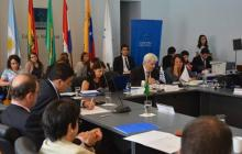 Encuentro de miembros de Mercosur en junio.