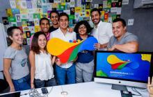 El nuevo símbolo de Barranquilla 2018, perfume de cayena