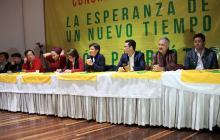 Sin concretarse, se desvanece alianza entre verdes y progresistas
