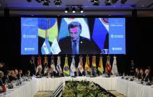 """Venezuela suspendida del Mercosur por """"ruptura del orden democrático"""""""