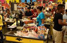 Los barranquilleros destinaron el 39,3% de sus gastos a los alimentos en el sexto mes de este año.