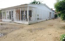 Lugar donde ocurrió el homicidio en la Chinita.