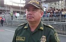 Detienen a subcomandante de la Policía de Bogotá por homicidio