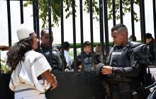 Desalojan cabildo Zenú en Cartagena por presunto incumplimiento de acuerdos