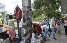 En video | Fuertes brisas se sintieron  en Cartagena y Playa Blanca