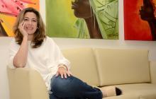 La comunicadora Luz María Doria hará parte del Congreso de Mujeres Líderes.