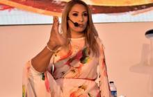 La abogada, escritora y conferencista de México Adriana Macías.