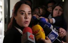 "Silvia Rugeles abogada de Bernardo ""El ñoño"" Elías."