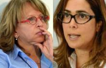 A interrogatorio las exministras Parody y Álvarez