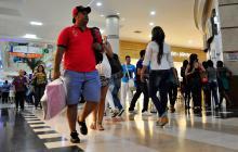 Centro comercial ubicado en el barrio El Prado de Barranquilla.