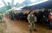Más de 700 exguerrilleros reciben indulto para ser gestores de paz en el país.