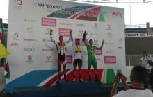 Nelson Soto debuta con medalla de plata en el Campeonato Nacional de Pista Élite