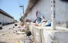 Calle 40 con carrera 51, catalogado como punto crítico del Centro de Barranquilla.