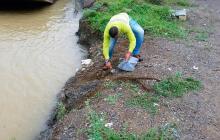 Argos ofrece excusas por vertimiento de residuos en el Sinú