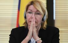 """""""La estabilidad de la región está en peligro"""": exfiscal Luisa Ortega"""