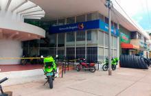 Sucursal del Banco de Bogotá en Valledupar
