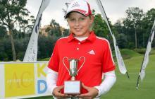 Daniela Páez, golfista barranquillera.