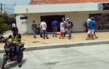 Asesinan a bala a dos personas en Santa Marta