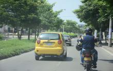 Soledad, el único que no ha reportado datos de taxis