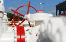 Gasoducto de la empresa Promigas.