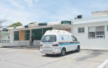 El hospital de Riohacha.