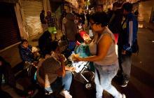 Sismo de 8,2 sacude el sur de México y deja más de 30 personas muertas